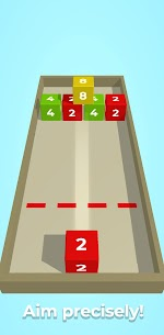 Chain Cube: 2048 3D MOD (Unlocked) 4