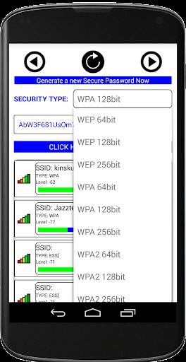 Wifi Password Pro Anti Hack 2.6 screenshots 3