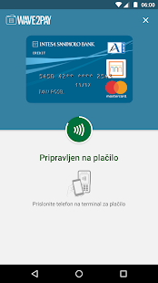 Intesa Sanpaolo Bank Wave2Pay - náhled