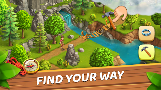 Funky Bay - Farm & Adventure game 38.6.652 screenshots 9