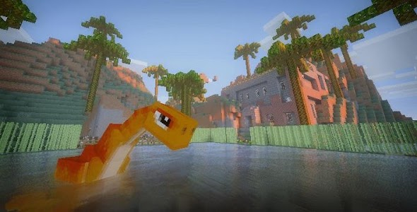 Prehistoric world - MyCraft screenshot 7