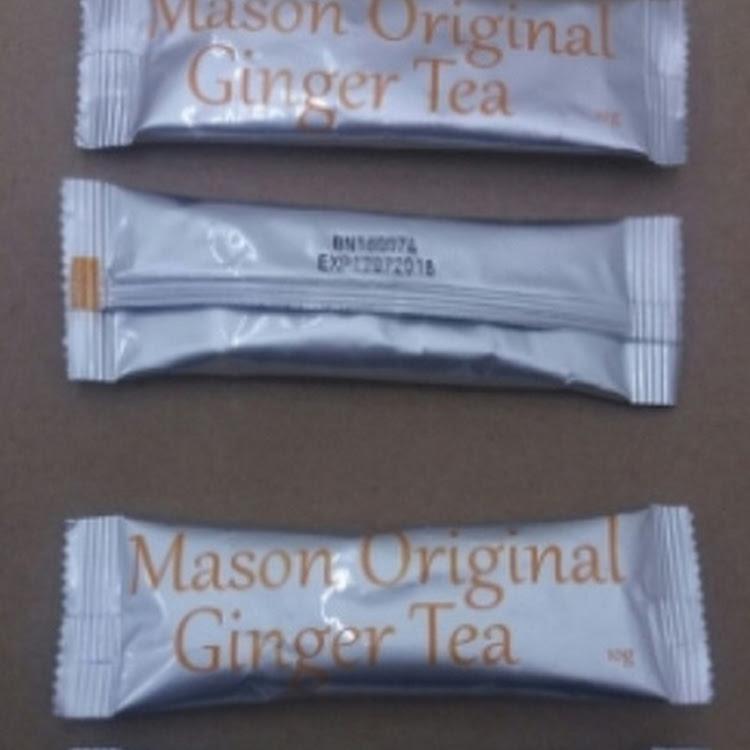 Mason Original Ginger Tea ( 10g x 10 sachets )