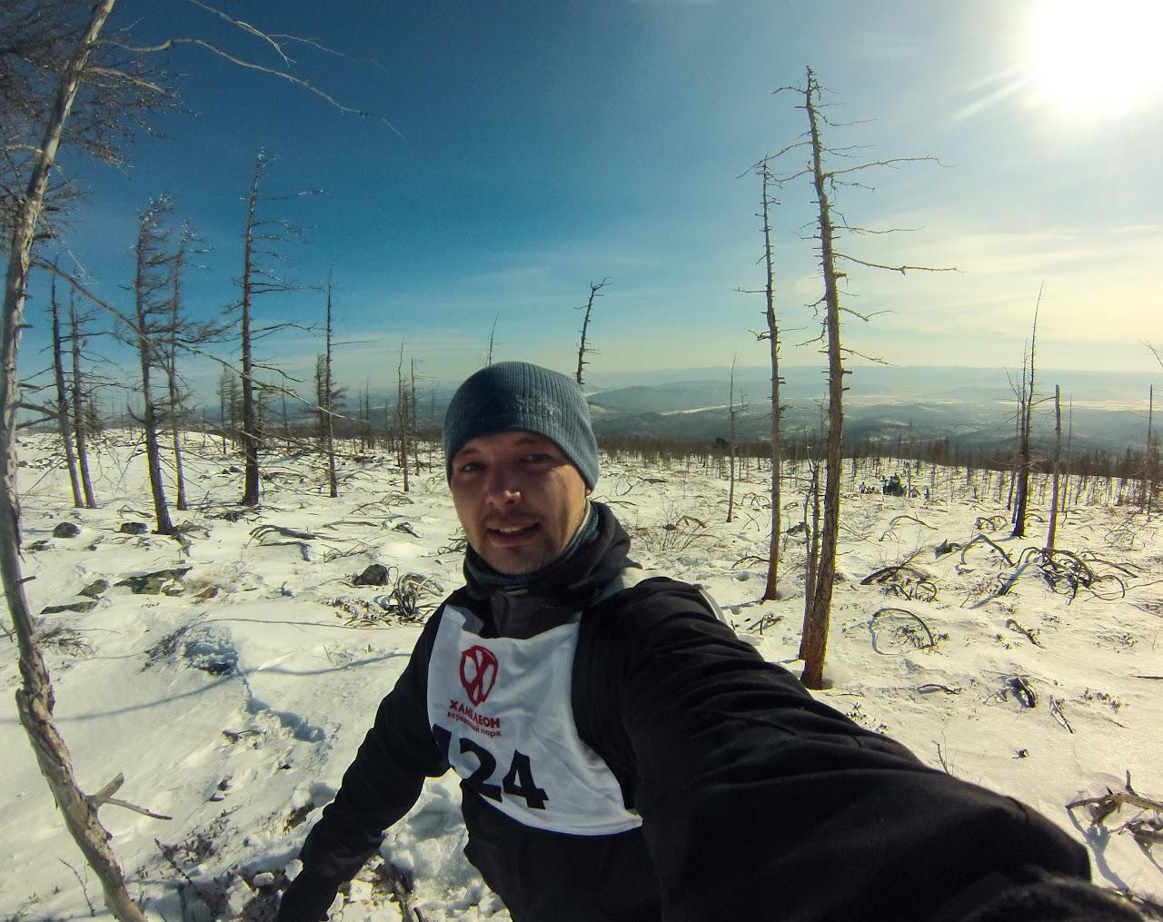 Я на половине пути к вершине - Скоростное восхождение на голец Саранакан 2017