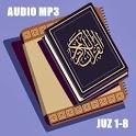 Murottal Al-Quran dan Terjemahan Offline Juz 1-8 icon