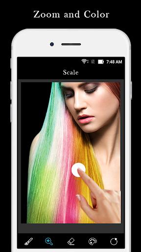 Hair Color 1.13 screenshots 1