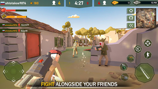 War Ops: WW2 Action Games screenshots 6