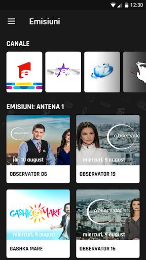 AntenaPlay.ro 2.2.6 screenshots 2