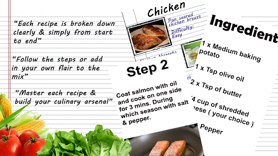 Simply Cooking: Easy Cooking & Recipes! 5