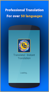 Translator-Instant Translate screenshot 1
