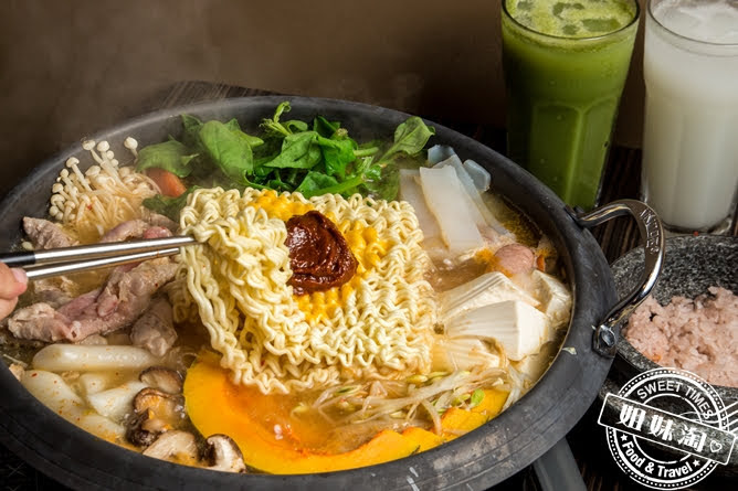 玉豆腐韓國家庭料理韓式部隊鍋