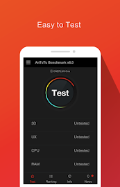 AnTuTu Benchmark Screenshot 1