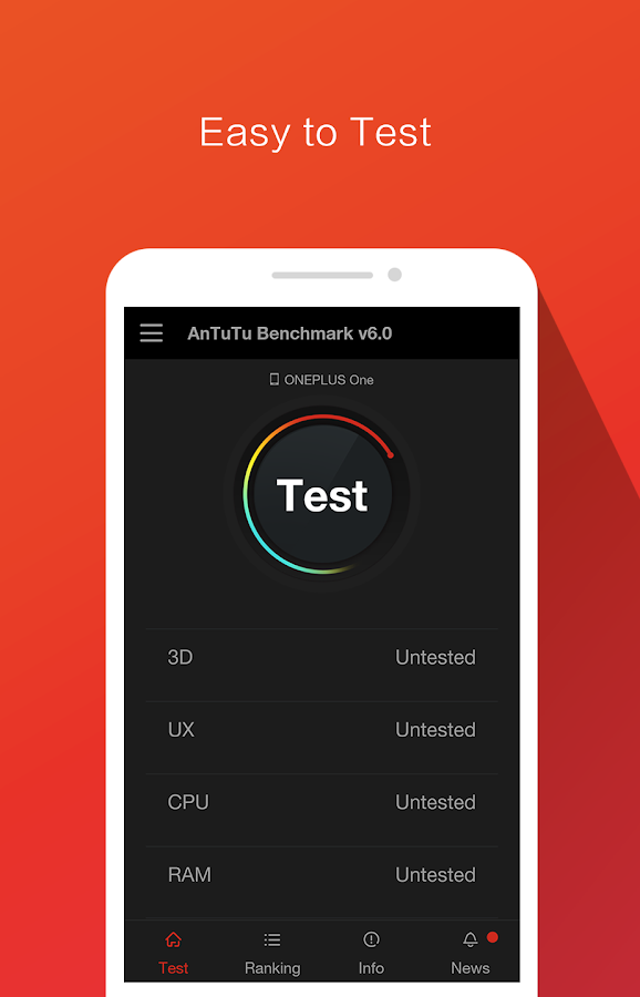 AnTuTu Benchmark- screenshot
