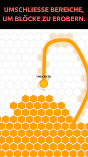 Hexar.io - io games Screenshot