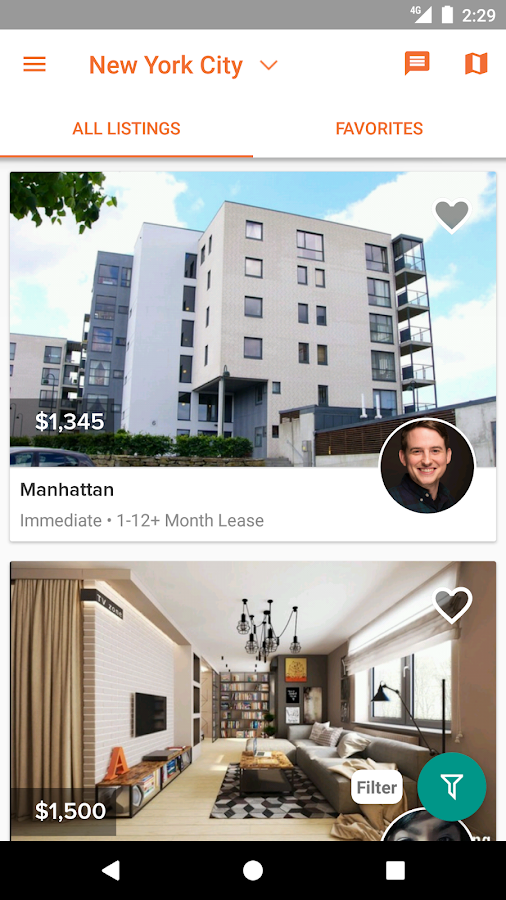 Find Rooms To Share Rent In Los Angeles