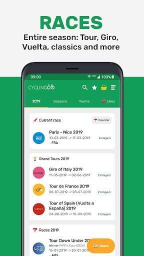 Cyclingoo: Vuelta 2019 (Tour of Spain) 4.5.3 screenshots 1