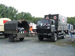 Photo: IVECO 110-17 AW 4x4 Bundeswehr mit Einzelbereifung 385/65R22.5
