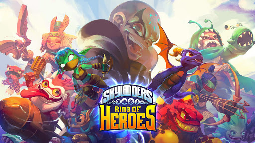 Skylanders™ Ring of Heroes  captures d'écran 1