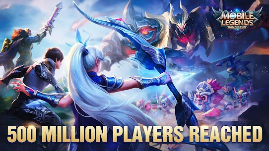 Mobile Legends: Bang Bang Apk Download For Android and Iphone Mod Apk 6