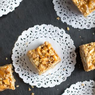 Sesame Cashew Bars From Sofra Bakery Recipe