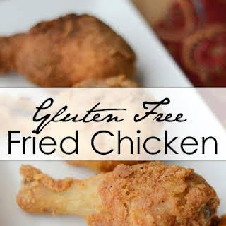 Gluten Free Fried Chicken.