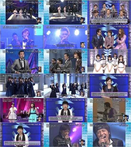 (TV-Music)(1080i) 乃木坂46 – Music Fair 150815