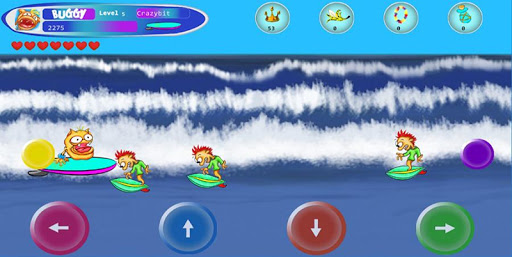 Surf Monstros 2  screenshots 4