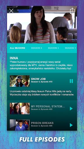 MTV Play u2013 Live TV 4.4 screenshots 8