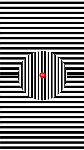 Optical illusion Hypnosis screenshot 1