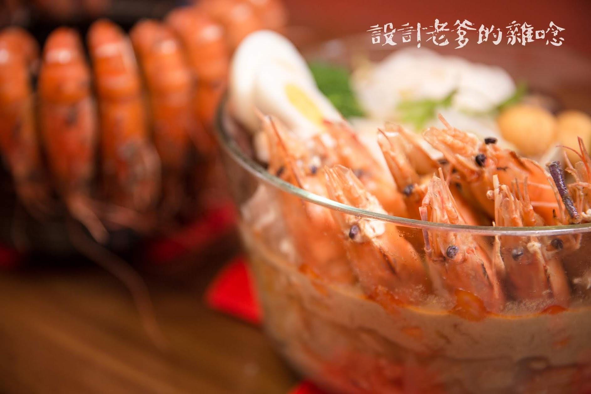 段泰國蝦 Duan Thai Shrimp...好蝦令人催淚!小娃各個感動到哭的美味!應該是感動吧?