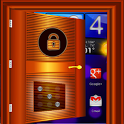 Door Lock Screen | Pattern icon
