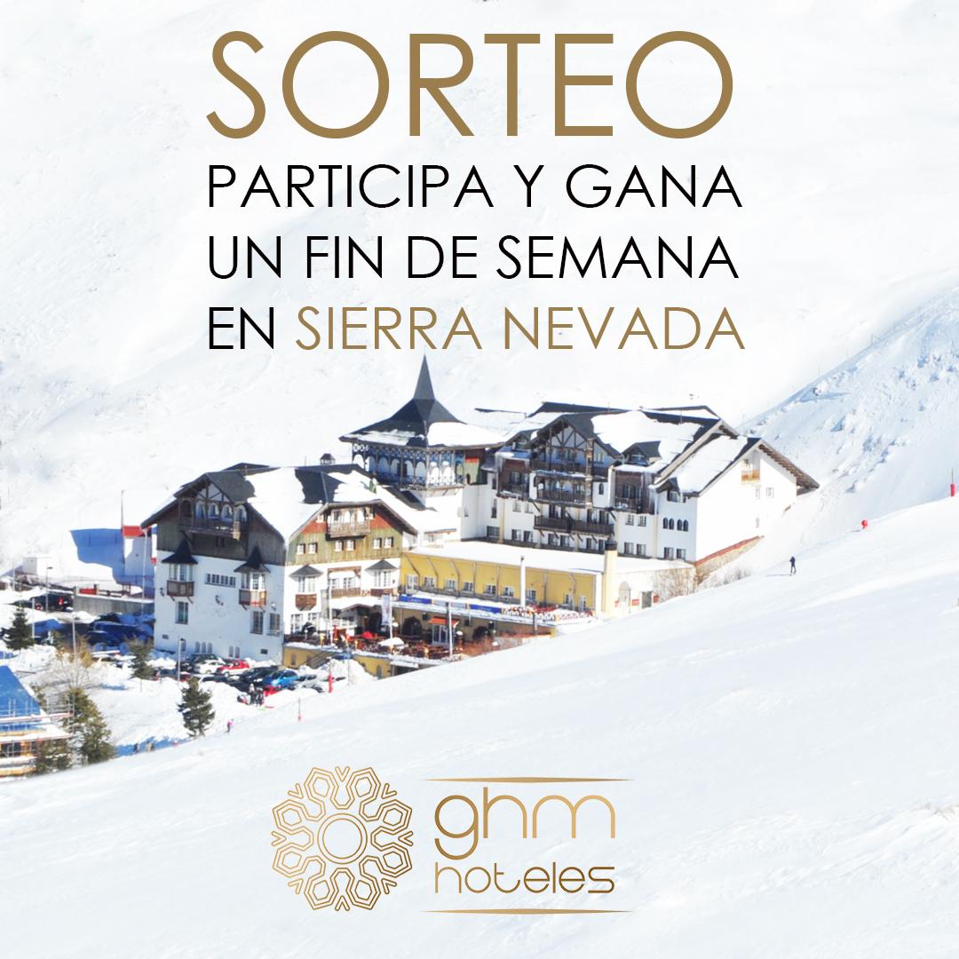 GHM Hoteles | Web Oficial | Sierra Nevada | ¡SORTEO!