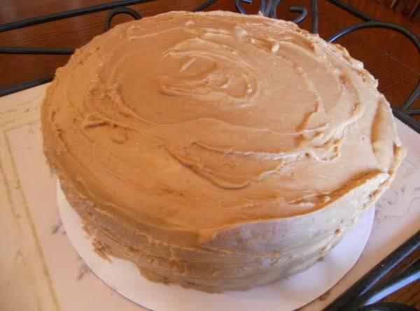 Southern Chocolate Caramel Cake