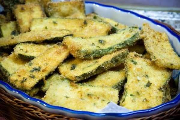 Easy Zucchini Parmesan Recipe