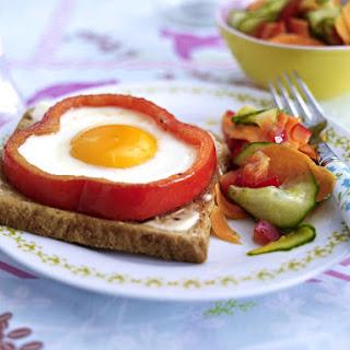 Sunny Morning Egg Sandwich
