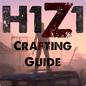 Inofficial H1Z1 Crafting Guide