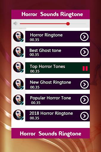 horror ringtone 2018