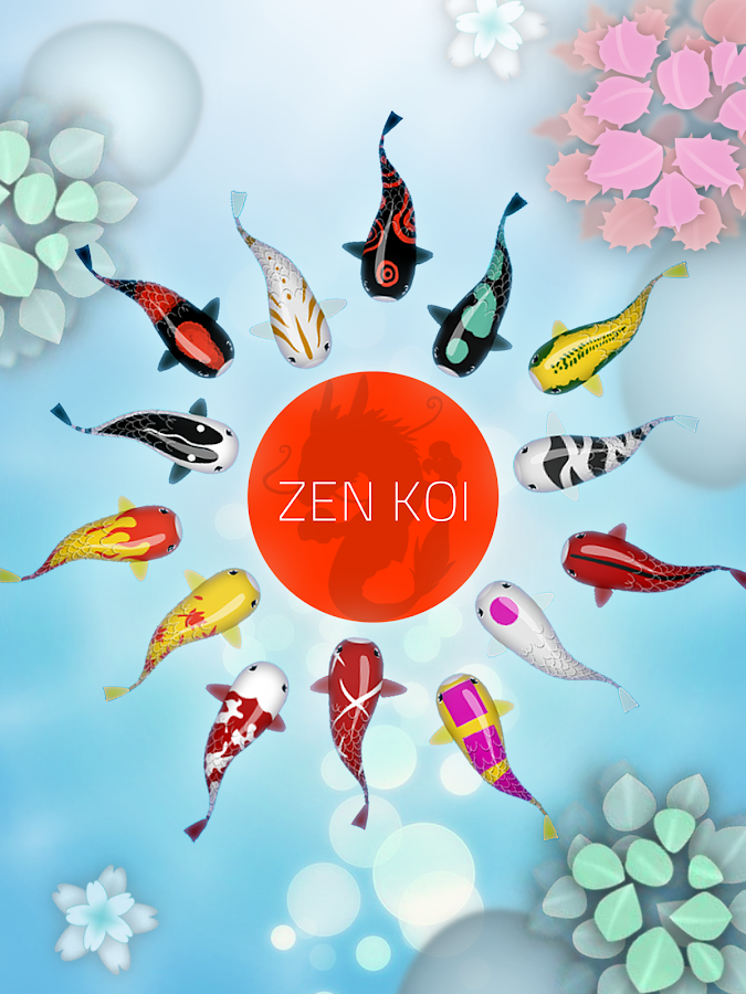 Zen koi android apps on google play for Rare koi colors