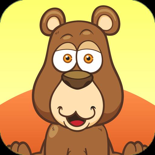 子供のための動物メモリーゲーム 益智 App LOGO-APP開箱王