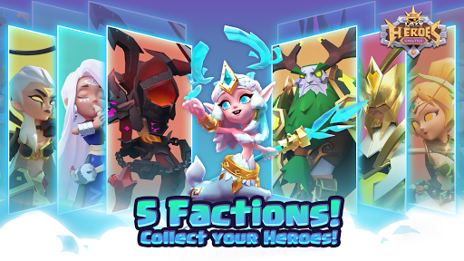 Lazy Heroes: Embattle - Strategy 3D Idle Game Apk 1