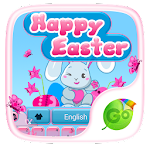 Happy Easter Go Keyboard Theme 3.87