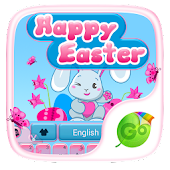 Happy Easter Go Keyboard Theme