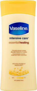 Vaseline Intensive Care Essential Healing Non-Greasy Lotion - 200ml