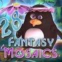 Fantasy Mosaics 28: Treasure Map icon