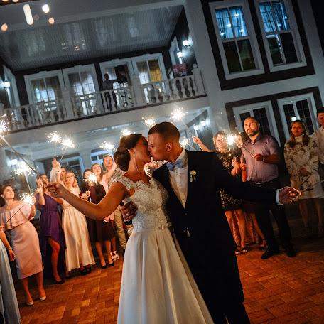 Wedding photographer Vladimir Ryabkov (stayer). Photo of 07.02.2018