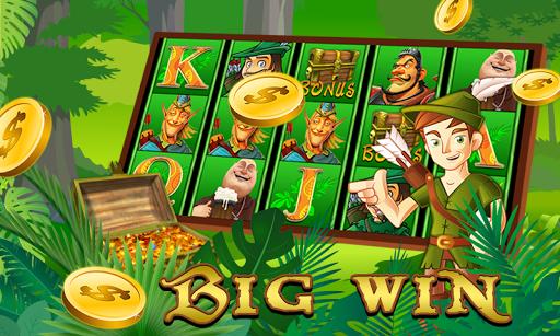 Forest Hunt: Jungle Mega Slots