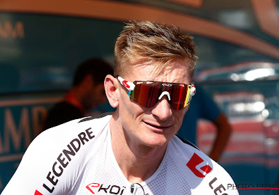 André Greipel is nu al een monument in het wielrennen