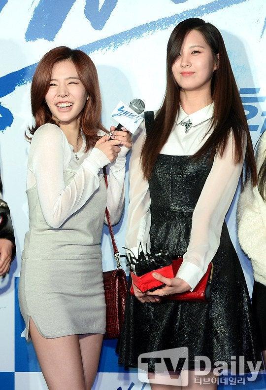 girls generations seohyun sunny
