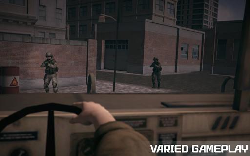 Elite Soldier: Modern Gun Shooter and Tank Combat 1.1 screenshots 4