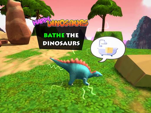 Happy Dinosaurs: Free Dinosaur Game For Kids! apkmr screenshots 15