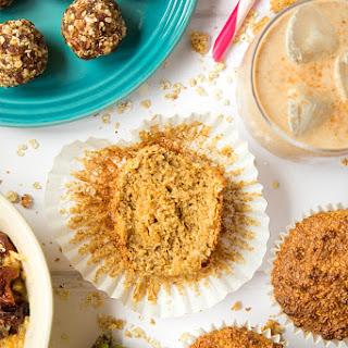 Breakfast Bran Granola Muffins.